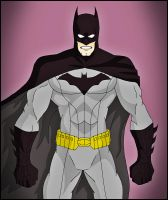 Batman - The New 52 by DraganD