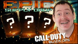 Epic Supply Drop by MzDemented