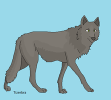 Free Wolf Base by Tizerbra