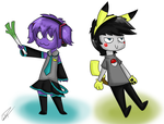 Day 7 : Cosplaying by shadowhologram