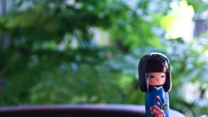 Japanese doll series 2 by rieeATmee