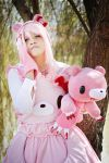 Gloomy Bear Cosplay by MaraTancredo