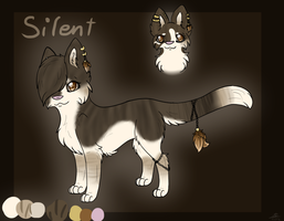 Silent Sheet by Xenophilith