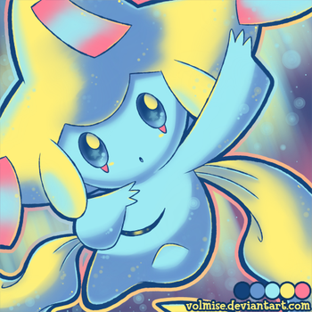 Palette Challenge: 91 by Volmise
