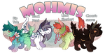 Mohmi OTA! Offer To Adopt! Closes 4th of May. OPEN by Demite