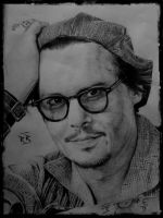 Johnny Depp by RenanRossi