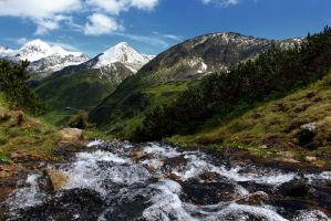 The Alps #05 by bgviper
