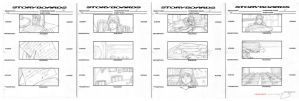 The Apt. Storyboards Part I by mavartworx