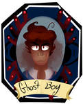 Ghost boy by SeriousSillyness