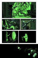 FunFetus Color Practice Page 4 by BrianDanielWolf