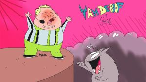 Vamderboof is coming by Makinita