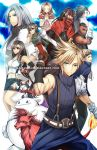 Final Fantasy 7 by Kamaniki