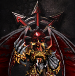 Daemon Prince Of Khorne by seanyuan1994