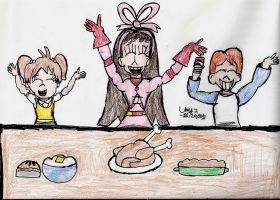 JJ-Belated Thanksgiving by Urvy1A