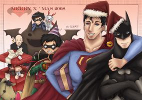 World's Finest Merry x' Mas by hitokaji