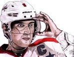 Alexander Ovechkin by CHADBOVEY