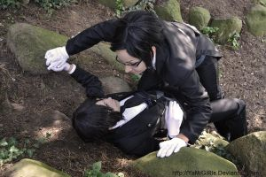 ClaudexSebastian get raped by ShadowFox-Cosplay