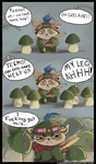 ARAM Adventures : There's no 'Team' in Teemo by FarahBoom
