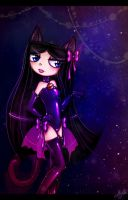 PnF : Catgirl by CrazyRainbow0