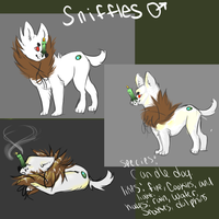 Sniffles by pugbaby