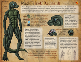 Mack Reference Sheet by LieutenantHawk