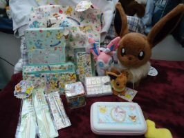 Christmas in June XD June Goodies by kiraradaisuki