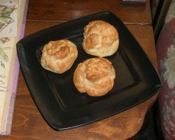 My First Gougeres by Ponygir1