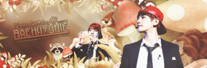 {Cover #65} Happy Birthday Baekhyun by Larry1042k1