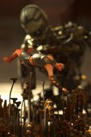 SteamPunk Stasis by V3Digitimes