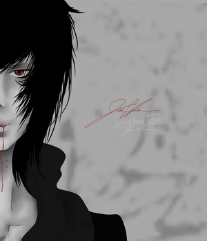Marshall Lee by CatastrophicAsylum