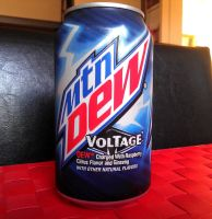 Mountain Dew Voltage by Redfield-1982