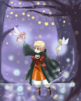 APH - Fairy's dance by Mi-chan4649
