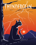 Clan Poster - ThunderClan by PrismaKitty