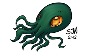 OctoBaby by 3Fangs
