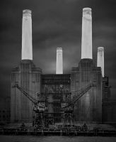 Battersea Power Station by David--Harrison