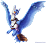 HTTYD: Latios by Deltheor