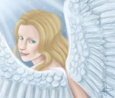 Angel by Riace