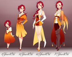 Phoena - Key ages by rika-dono