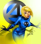 Sue Storm Colors by eastphoto99