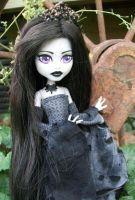 Monster High Custom Medieval Sorceress OOAK doll 2 by AdeCiroDesigns
