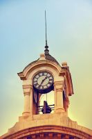 Clock Tower 2 by mehodesign