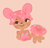 sugar bun by sneww