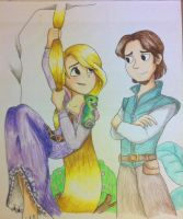 -Tangled- by Artfrog75