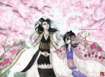Bleach: Spring Lord and His Winter Bride by MannaKana