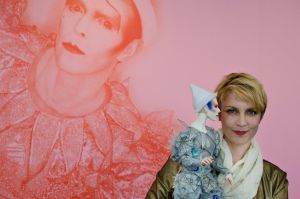 David Bowie Is _ A Doll by Katyok