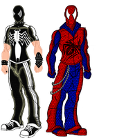 spidermen by lord-dimanche