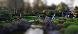 The local Chinese Gardens by waznitch