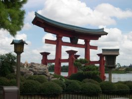 EPCOT Japan 7 by AreteStock