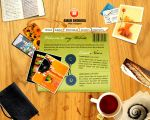 Junk Design Template PSD by amandhingra