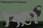 Asian Subtropical Colossus by LiaLithiumTM